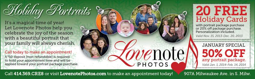 PierLightMedia-Milwaukee-WI_LovenotePhotos_ClipperAd_Dec2013_v3fb