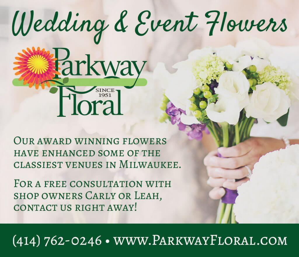 PierLightMedia-Milwaukee-WI_ParkwayFloral_NeighborhoodGuide-WeddingAd