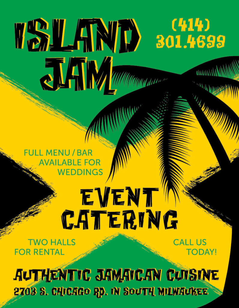 PierLightMedia-Milwaukee-WI_WeddingBrochure-IslandJam_Ad