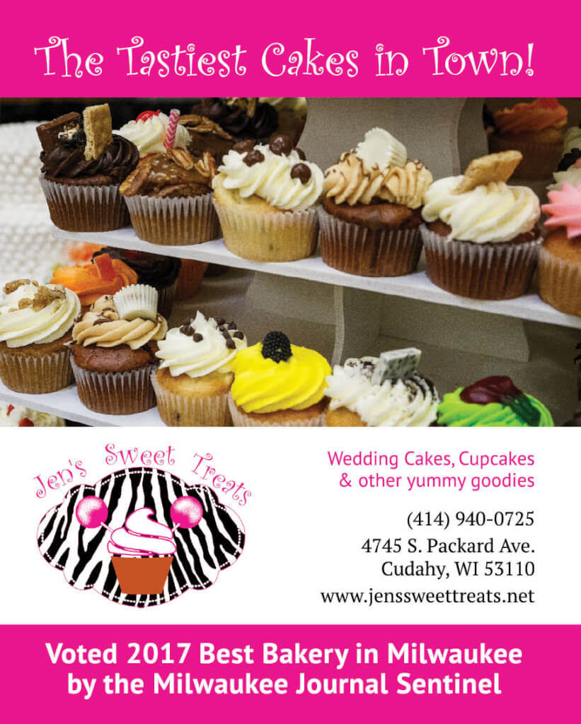 PierLightMedia-Milwaukee-WI_WeddingBrochure-JensSweetTreats_Ad