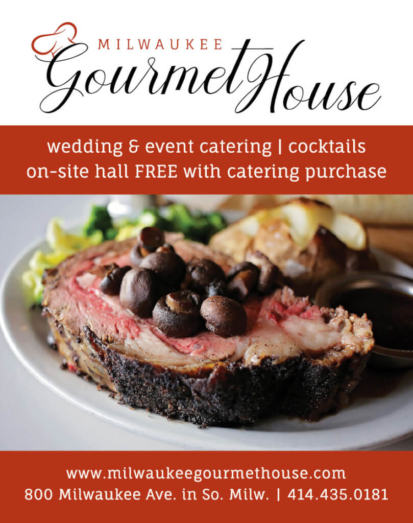 PierLightMedia-Milwaukee-WI_WeddingBrochure-Milwaukee-WIGourmetHouse_Ad