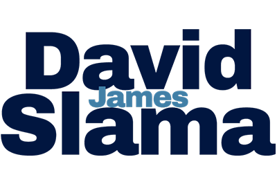 David James Slama logo